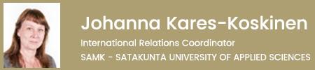 Johanna Kares-Koskinen